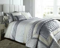 grey duvet cover double double bed silver grey cream duvet cover bedding bed set grey star grey duvet cover