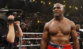The Most Jacked Boxers Of All Time  Muscle ProdigyEvander Holyfield Bench Press