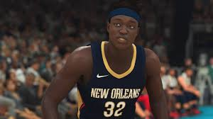 Wenyen Gabriel NBA 2K21 Rating (Current New Orleans Pelicans)