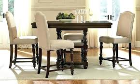 counter height swivel chairs tall dining table and chairs medium images of counter height dining room