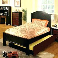 Twin Xl Bed Platform Twin Bed Frame With Headboard Twin Bed Frame ...