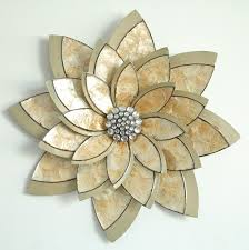 39 metal wall art flowers 25 best wallpaper interiors images on ideas design golden flower l a93e7f6def63693d 731x733 groovy org