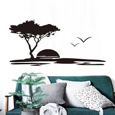 online buy wholesale nature wall sticker from china nature wall