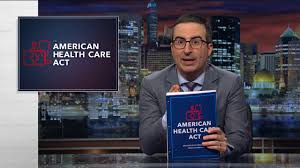 American Health Care Act: Last Week Tonight with John Oliver (HBO ...