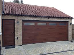 inspiring side opening double garage doors ideas ideas house