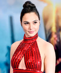 Wonder Woman Hair Style gal gadot wears 50 flats to wonder woman premiere instyle 3455 by wearticles.com