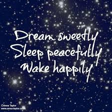 Sweet Dreams Picture Quotes