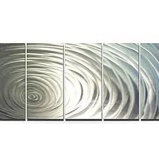 on aluminium wall art panels uk with modern metal wall art ebay