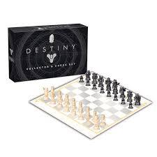Destiny Collectoru0027s Chess Set