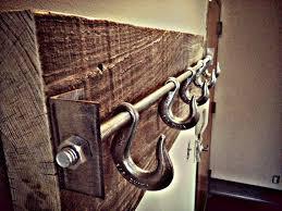 Wooden Coat Hook Rack Coat Racks glamorous rustic coat rack hooks Cabin Coat Hooks 50