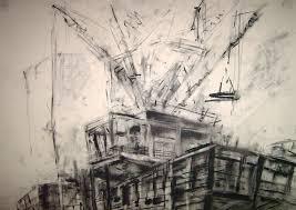 Drawings Site James Allen Drawings Prints Building Site Studies