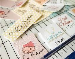 Fold-over Custom Fabric Labels or Tags — Custom Sizes — Your Logo ... & Fold-over Custom Fabric Labels or Tags — Custom Sizes — Your Logo Your Text Adamdwight.com