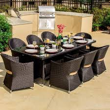 wicker patio dining furniture. Wicker Outdoor Dining Chairs Patio Furniture I