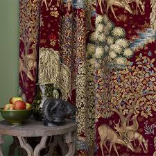 the original morris co arts and crafts fabrics and wallpaper designs by william