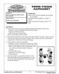 Collection Of Preschool Lesson Plan For Letter A | Download Them And ...