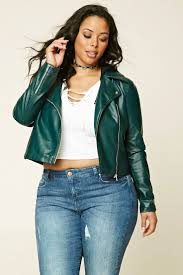 25 best moto jackets images on curvy girl fashion forever 21 a faux leather moto jacket featuring a removable drawstring
