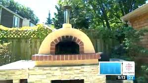 build outdoor pizza oven kit homemade base a wood fired how to an step by diy