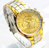 cheap watches men custom watches men custom deals on line at get quotations · fashion men gold steel strip watches quartz alloy stainless watches custom wrist watch evshsb2