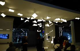the brightness of oled is sufficient for decorative lighting or lighting s all photos courtesy of ledinside
