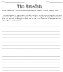 the crucible worksheet worksheets library and  the crucible worksheets the crucible worksheets even though we