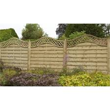 forest prague fence panel 6ft pack