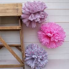 Pom Pom Decorations Party Or Wedding Pom Pom Decorations By Sparks Living