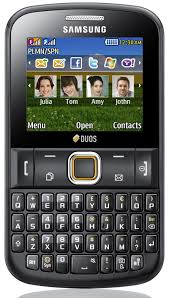 verykool R25 vs. Samsung Ch@t 222 - Phonegg
