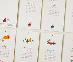 Small Picture 30 Creative Colorful Inspiring 2012 Calendar Designs Creative
