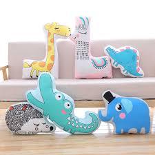 1pc kawaii the hedgehog <b>elephant crocodile giraffe</b> alpaca <b>dinosaur</b> ...
