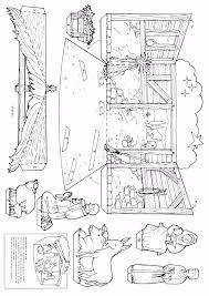 7 Kleurplaten Kerststal Sampletemplatex1234 Sampletemplatex1234