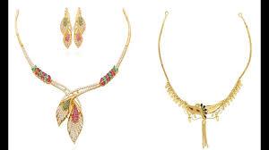 Josco Gold Jewellery Designs With Price Light Weight Gold Jewellery Necklace Designs 2017