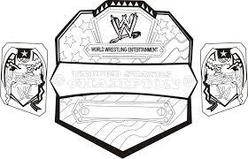 Wwe Coloring Pages Free Large Images Wwe Coloring Pages Wwe