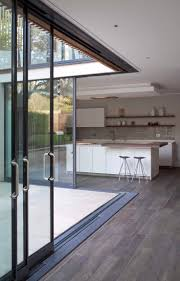 Best 25+ Glass handrail ideas on Pinterest | Stairs, Timber handrail and  Glass balustrade