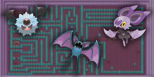 Pokemon: All the Bat Pokemon in the Franchise