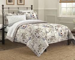 com free spirit cape cod seaside sailing nautical bedding comforter set multi colored queen home kitchen