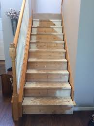 Removing Stair Carpet Refinishing Roughed In Stairs Removing Carpet Bogleheadsorg