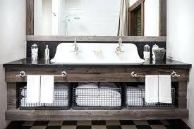wood bathroom vanities en melbourne solid canada reclaimed vanity uk
