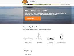 this nada guide page is the starting point for discovering boat values