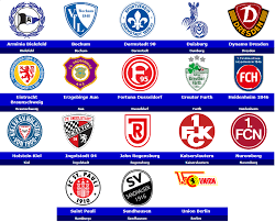 Bundesliga, with an overview of fixtures, tables, dates, squads, market values, statistics and history. World Football Badges News Germany 2017 18 2 Bundesliga