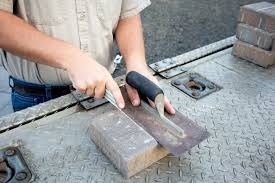 6 ways to cut a paving stone