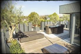rooftop lighting. Exterior Cool Rooftop Terrace Garden Design With Beautiful Floor Lighting And Pallet Wooden Fence Idea Delighful C