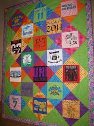 Best 25+ T shirt quilt pattern ideas on Pinterest   Tee shirt ... & KeepsakeSewing: Graduation T-shirt Quilt Adamdwight.com