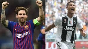 Lionel Messi Vs Cristiano Ronaldo All Time Records Career