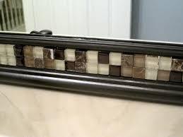 Bathroom Mirrors Glasgow Frame Mirror In Bathroom Diy Supple Framed Bathroom Mirrors