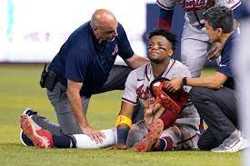 Jr. injury: Braves star tears ACL, done ...