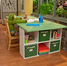 Craft Table: 5 Creative Ways To Make Your Own inside Build Your Own Craft  Table