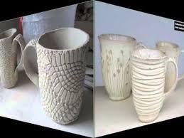 Ceramic Mugs Texture | Picture Ideas Of Ceramic Arts & Decoration Options