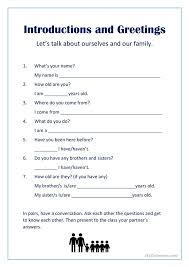 Introductions for Beginners | Cooperative learning | Pinterest ...