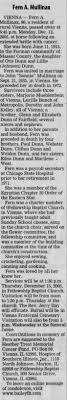 Fern Dunn Mullinax obituary 2005 - Newspapers.com