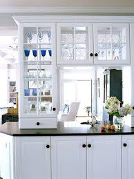kitchen glass cabinet glass kitchen cabinets see through another view of the use of clear glass kitchen glass